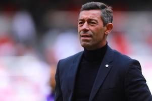 Pedro Caixinha in Rangers return as flop boss trolled over dud signing before Braga clash