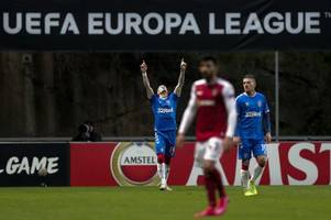 Ryan Kent in brutally honest Rangers admission as Europa League hero makes 'expectation' claim