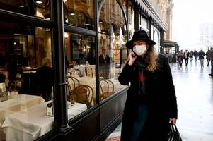 coronavirus live updates as covid-19 spreads in europe