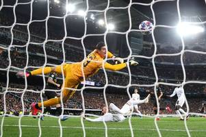 '100x better than kepa' - chelsea fans react to what thibaut courtois did in real madrid defeat