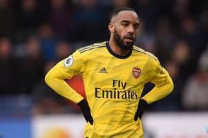 'good luck to him' - arsenal fans back the board amid claims of alexandre lacazette agreement
