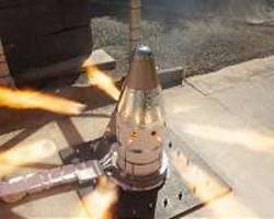 northrop grumman completes key test for orion launch abort system attitude control motor
