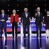 Democratic debate: Rivals try to take down frontrunner Sanders
