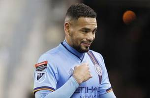 nycfc draws small crowd to red bull arena for concacaf match