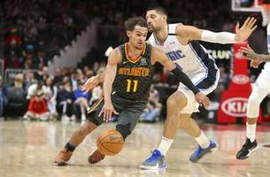 evan fournier, aaron gordon combine for 53 points in magic road win over hawks
