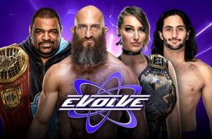 updated evolve wrestling match cards and streaming information for this weekend in new york and massachusetts, plus info on march events in detroit and chicago