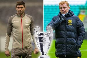 Celtic close in on Champions League boost which helps rivals Rangers