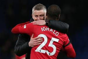ole gunnar solskjaer explains decision to hand odion ighalo first man utd start