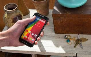 The New Moto G – 5-inch display and launching today for £144.99