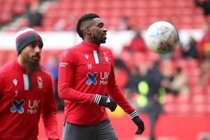 how nottingham forest ace is going to great lengths to play part in promotion push