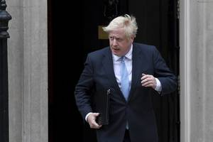 brexit: boris johnson claims uk prepared to leave eu with no deal at end of ...