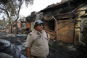 4 burnt mosques in 48 hours show delhi riots are about religion, not caa