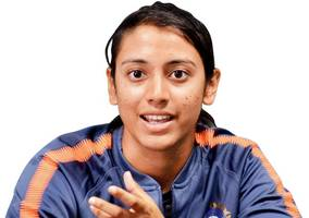 smriti mandhana: shafali verma has been a huge positive