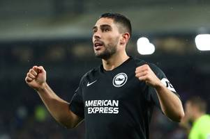 brighton striker has message for his team-mates and fans ahead of crystal palace clash