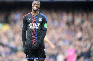 crystal palace news: wilfried zaha transfer message, roy hodgson contract verdict, loanee update