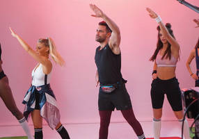 Israel's newfangled crop of celebrity trainers