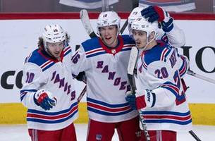 Rangers rally past Canadiens 5-2 for 5th straight win