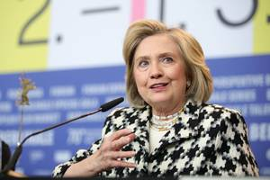 yes, hillary clinton will soon have a podcast, too
