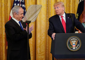middle east peace negotiator: trump's plan is the most dangerous i've seen