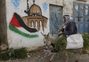 new app allows users to see distance of home to proposed palestinian state