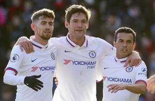 alonso double rescues point for chelsea at bournemouth