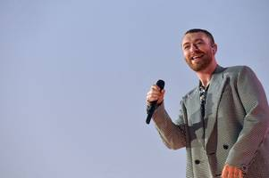 sam smith reveals coronavirus fears 'could stop him returning to uk' from sydney festival