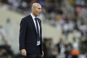 zidane says clasico will not decide title