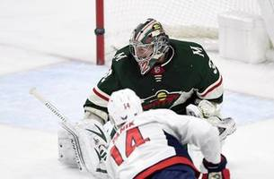 ovechkin nets pair of goals as capitals beat wild 4-3