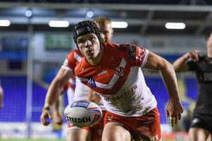 super league team of the week: leeds rhinos, st helens and wigan stars stand out