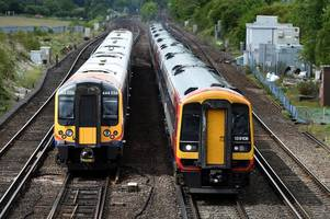 easter train passengers warned over west coast main line chaos with replacement buses rolled out