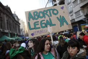 argentina abortion: president alberto fernández proposes legalisation