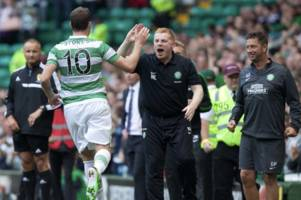 former celtic star anthony stokes appears in court in handcuffs on stalking charge