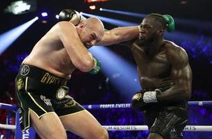 deontay wilder is officially out for revenge against tyson fury