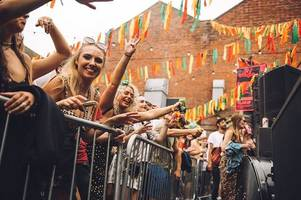 lineup and venues announced for rave on avon 2020 in old market