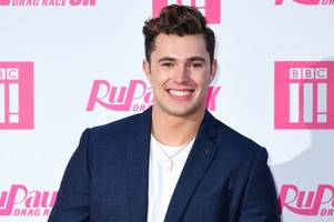love island's curtis pritchard seen for first time since split from maura higgins