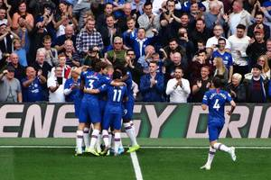 chelsea dump liverpool out, newcastle and blades reach fa cup quarter-finals