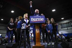 sanders seizes california, biden surges nation wide in super tuesday voting