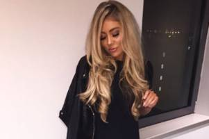 love island winner paige turley returns to her airdrie hairdresser for post show makeover