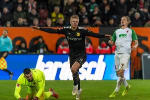 erling haaland sends message to crystal palace flop as manchester united scout star