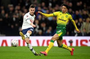 tottenham player ratings: lo celso, skipp and dier battle but vorm, parrott and gedson suffer