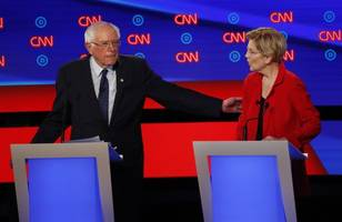 bernie sanders and elizabeth warren camps in unity talks as she considers campaign future after super tuesday: report
