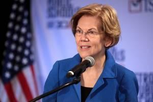 elizabeth warren to drop out of white house race