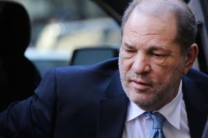 manhattan d.a. requests 'lengthy prison sentence' for harvey weinstein