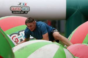 a total wipeout-inspired party with 'out of the ordinary games' is coming to stokes croft