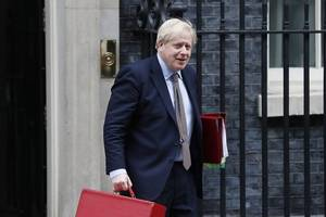 boris johnson's government has already spent £4.4bn on brexit preparations, new figures reveal