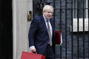 boris johnson's government has already spent £4.4bn on brexit preparations, new figures reveal