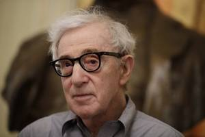 hachette workers stage walkout to protest publication of woody allen memoir