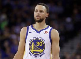 stephen curry set to return for warriors against raptors
