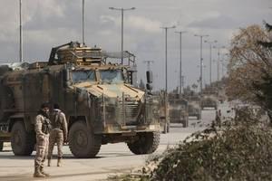 turkey 'neutralized' 21 syrian troops in idlib