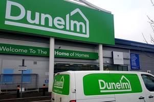sneak peek inside new dunelm store about to open in derbyshire
